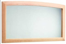 Divine Mirrors / From Pompanoosuc Mills, American Hardwood Furniture. Hand crafted in Vermont. / by Pompanoosuc Mills