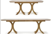 Magnificent Dinning Extension Tables / From Pompanoosuc Mills, American Hardwood Furniture. Hand crafted in Vermont. / by Pompanoosuc Mills