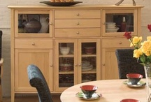Appealing Dinning Consoles / From Pompanoosuc Mills, American Hardwood Furniture. Hand crafted in Vermont. / by Pompanoosuc Mills