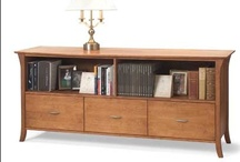 Office / Pompanoosuc Mills |   real american furniture. handcrafted in vermont. |  http://www.pompy.com/