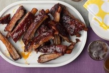 National BBQ Month Recipes / May is National Barbecue Month - these are the recipes we want to try.