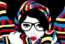 Fashion - Illistrators / by Carly Bak