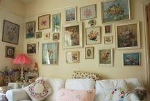Framing ideas / This board contains various frame ideas that will add to your home decor.