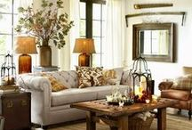 LIVING AREAS / PATIOS, LOUNGES AND LIVING ROOMS