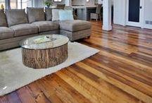 FLOORING / Flattering Flooring
