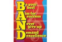 Band Stand / This is a place for Band Directors to go for fresh ideas and starting the year off on an innovative note!