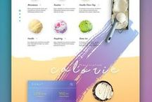 Design / Web & UI / Collection of great UI designs