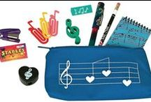 Incentive Gifts / Welcome your kiddos with fun pencils, erasers, and more!