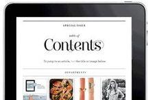 Design / Digital Publishing