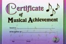 Music Awards / Award your musicians for their accomplishments!