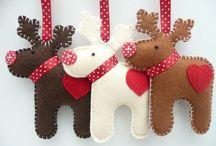 CHRISTMAS!! / Various Christmas related pins