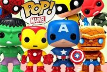 Pop! Dolls and more / Mainly pins of Pop! Doll, but some other Funko merchandise as well