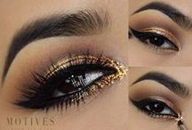 Curated Eye Shadow Tutorials / Curated Eye Shadow Tutorials using Motives Cosmetics. All of the looks that I post include step-by-step instructions so that you can create the look yourself.