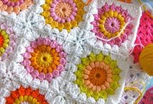 Crochet and macramé