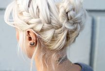 Hairstyles / Hairs, haircuts and hairstyles