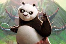 Kung Fu Panda / Kung Fu a Panda related pins