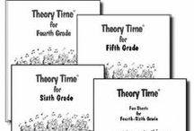 Music Theory / All resources for your music theory class or private teaching studio
