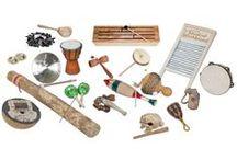Rhythm Band / All about Rhythm Band Instruments, Rhythm Sticks, Books and CDs