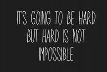 Quotes / Cytaty, które zachęcają do działania. Life is now :)