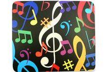Music Teacher's Desk / All Things for a Music Teacher Desk