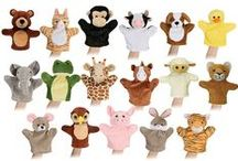 Puppet World! / All puppets for classrooms or performances!