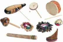 South American Instruments / All Instruments from South America!