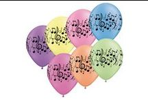 Music Party! / All things needed to throw a Music Themed Party!