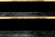 Black & Gold / Black & Gold