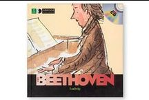 Beethoven / All things Beethoven - books, posters, dvds...