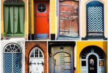 Fine dører/Nice old doors