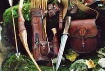 IItraditional archery stuffII