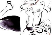 Art / Fashion Illustration