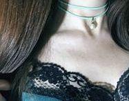 IvoryFern / Fairytale handmade jewelry: chokers, earrings, necklaces