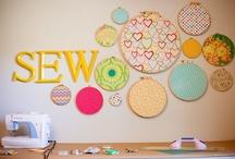 Crafts Sewing / by Keepsake Fabrics