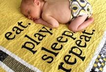 Crafts To Make For Kids & Grandkids / by Keepsake Fabrics