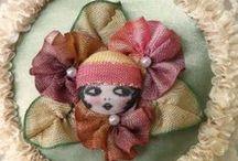 Crafts ~ Flowers, Flowers, Flowers / by Keepsake Fabrics
