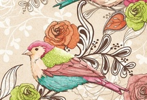 Birds & Other Flying Things / by Keepsake Fabrics