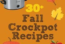 Crockpot and slow cooker recipes