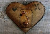 Pin Cushions ~ Pin Keepers ~ Love / by Keepsake Fabrics