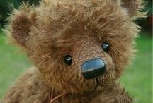Teddy Bear ~ Love / by Keepsake Fabrics