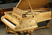 Bechstein grand pianos / Bechstein grand pianos at Besbrode Pianos