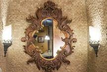 mirrors / by Joyce Dowtin