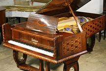 Bluthner Grand Pianos