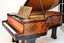 Unique, Artcased Pianos