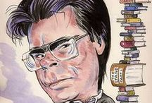 Stephen King / by Joyce Dowtin