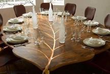 Table decorations{食卓を飾る}