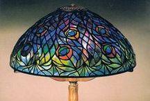 stained glass & glass art / by Joyce Dowtin