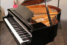 Yamaha Grand Pianos / Yamaha pianos are a popular and affordable option. View our online inventory of Yamaha pianos available in store.