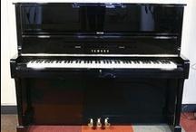 Yamaha upright pianos / Yamaha upright pianos at Besbrode Pianos