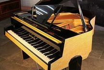 1950 - 1960 Piano Case Styles / Piano Case Styles from 1950 - 1960 at Besbrode Pianos